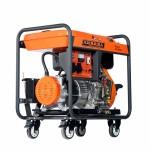 Дизельный генератор ADE 6500D