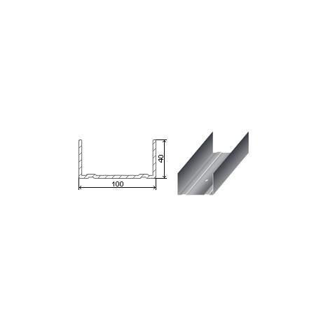 Профиль 100х40 (0,45мм, 3м)