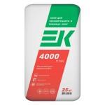 Клей ЕК 4000 TITAN для керамогранита и тяжелых плит  (25кг)