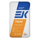 Штукатурка ЕК TG 40  гипсовая штукатурка (30кг)