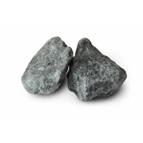 Камни для бани Габбро диабаз (колотый) 20кг. Урал